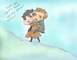 He raised you from Perdition, Dean by AlmostAige