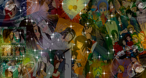 Happy New year to Hetalia and Naruto by ConnyNee