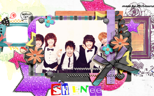 SHINee Wallpaper by MiAmoure