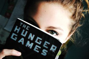 I love the Hunger games by Froesart
