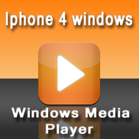 Iphone 4 windows - WMP by skater-andy