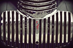 Chevy Grill by FrancesColt
