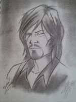 Daryl Dixon1 by KnightofLight84