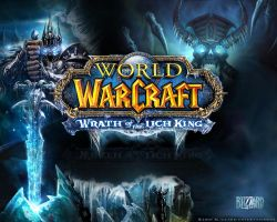 WoW - Wrath of the Lich King by gr4ff-sk3tch