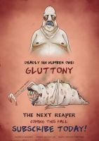 Deadly sin number one: Gluttony (and his minions) by JetDaGoat