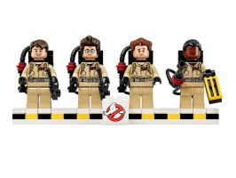 LEGO Ghostbusters! by ryanthescooterguy