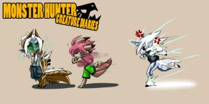 M.H Creature Diaries by kaizer33226