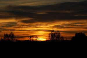 Hampshire Sunset by Phototoxin