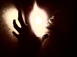 Light in my hand by VenzenCZ