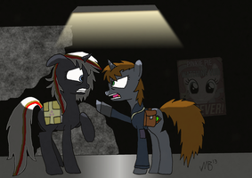 Fallout: Equestria - You don't get to be that evil by Stormbadger
