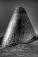 Museum of Glass Study 005 HDR by UrbanRural-Photo