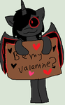 Be My Valentine by ottolover101