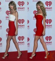 Taylor Swift - Before and After by hskfmn