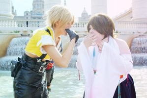 Final Fantasy X - Making memories by CherryMemories