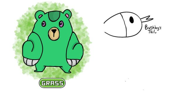 NEW Grass Starter by gravityuniverse