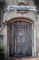 Pirate Door by Della-Stock