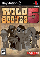 Wild Hooves 5 by nickyv917