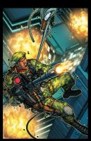 GIJOE Cover TPB 13 by Jonboy007007