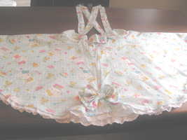 Hello Kitty Suspender Circle Skirt by Cupcake-Kitty-chan