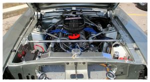 1967 Mustang Eleanor Engine by TheMan268