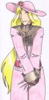 Pink Acolyte Bradley by unsanitary-angel