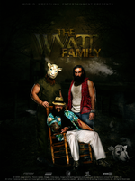 The Wyatt Family Poster by thetrans4med