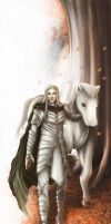 LOTR: Glorfindel by AlaisL