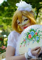 .:Kaso Lolita::Art Of The Folding Fan:. by xXChiharuDawnXx