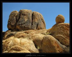 Alabama Hills by Crooty