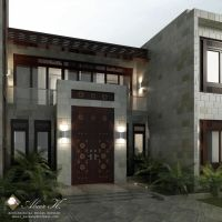 Neo-Islamic design by kasrawy