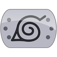 Naruto Dock Icon by 5995260108