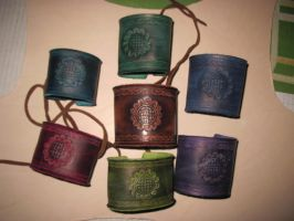 Celtic wrist guard 3 by akinra-workshop