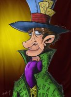 CHALLENGE: Mad Hatter by Kmadden2004