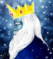 Ice King by Porzio5