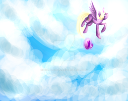 Flying High by PrincessCelestia908