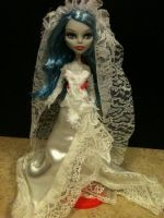 Corpse Bride Ghoulia by DramaDollLover