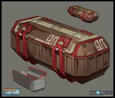 RCF2: Space Crate by MeckanicalMind