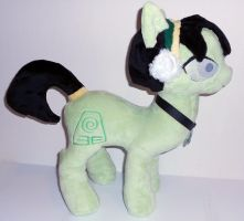 The Blind Bandit- MLP Plush Contest by Sophillia