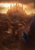 12 Kings of Sharakai by Bradley P Beaulieu by MarcSimonetti