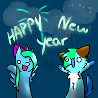 *HAPPY NEW YEAR* by qoaties