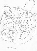 The Simpsons by Kiranaomipartners