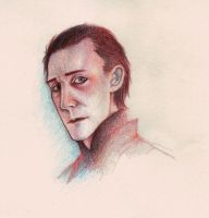 Loki by LouisDelacroix
