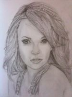 Carrie Underwood by bengray94