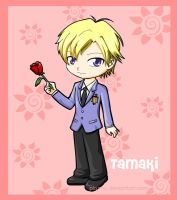 Ouran High - Chibi Tamaki by pkumo
