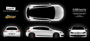 LFS VW Scirocco by zmoodel