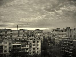The City by dianora
