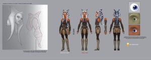 Ahsoka concept - Star Wars Rebels by AhsokaTano-Skywalker