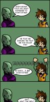 DBE: The Big Reveal Comic by OneWingedMuse