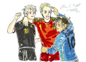 APH: WC 2010 - 3rd Place Match by FrauV8