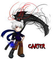 Carter the Black Reaper by Mgx0